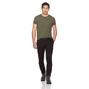 Goodthreads Men's Slim-Fit Vasket Stretch Chino Pant, Sort, 32W x 32L