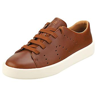 Camper Courb Mens Casual Trainers in Brown