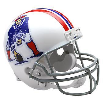 Riddell VSR4 Replica NFL Helmet - New England Patriots 1965-81
