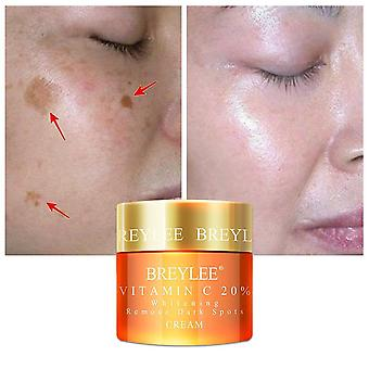 Whitening Facial Cream Repair Fade Remove Dark Spots Melanin Remover