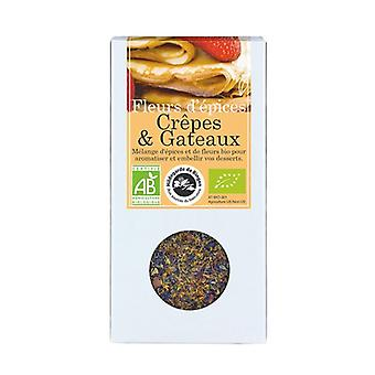Flowers of Spices Pancakes and Cakes 35 g