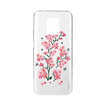 Casco para Xiaomi Redmi Note 9 Pro Soft Sakura Flowers