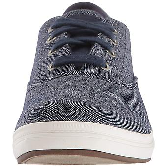 Grasshoppers Womens Janey II Knit Fabric Low Top Lace Up Fashion Sneakers