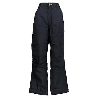 Ariat Men's Boot Cut Jeans w/ Stretch Knit Navy Blue