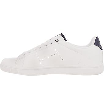 Ellesse Mens Classic Benoit Lace Up Limited Edition Low Rise Trainers - White