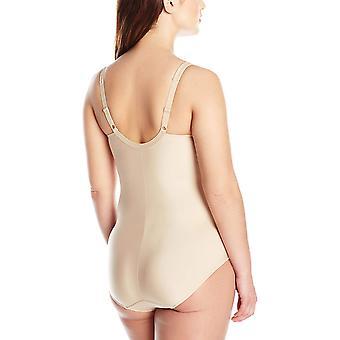Bali Women's Shapewear Ultra Light Bodybriefer, Nude, 36B