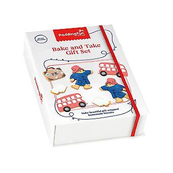 Paddington bear cookie cutter lahjasetti