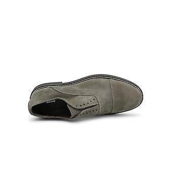Madrid - Schuhe - Slipper - 700_CAMOSCIO_TAUPE - Herren - tan - EU 42