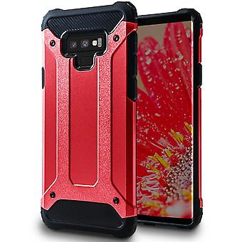 Hard Mobile Shell for Samsung Galaxy Note 9 Red Hybrid
