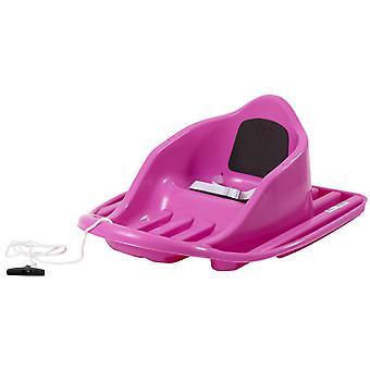 Slæde Baby Cruiser Pink