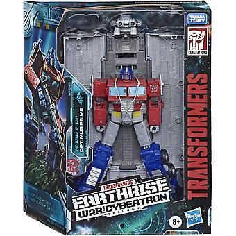 Transformers Optimus Prime Deluxe WFC Leader Series Figure