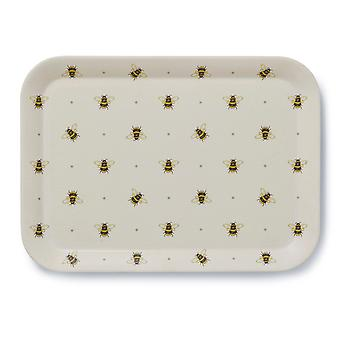Cooksmart Bumble Bees Bamboo Large Tray