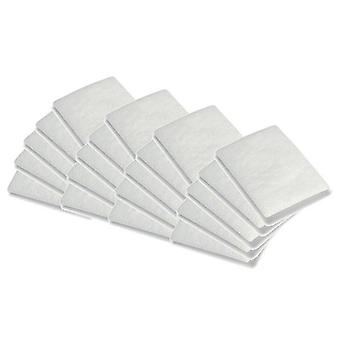 20 Pcs Of Ultra Fine Disposable Air Filters Fo Cpap Machines