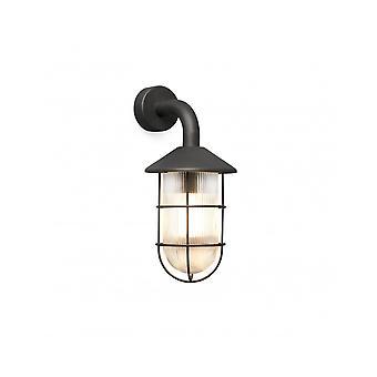 Honey Black Wall Lamp