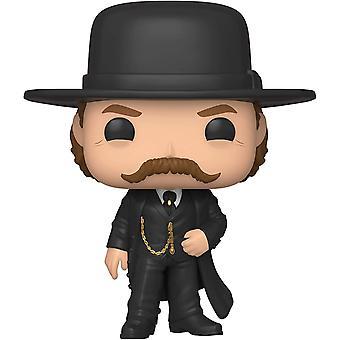 Funko Movies Tombstone Wyatt Earp POP! Vinyl Figure Toy