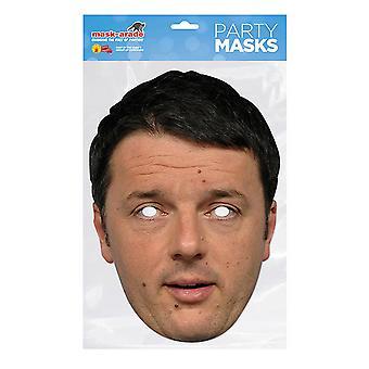 Mask-arade Matteo Renzi Party Maske