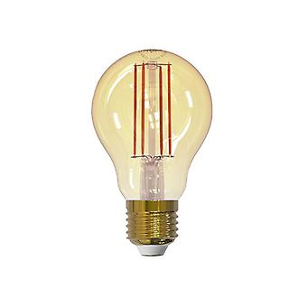Link2Home Wi-Fi LED ES (E27) GLS Filament Dimmable Bulb, White 470 lm 5.5W