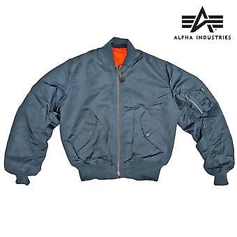 Alpha MA1 Bomber Flight Combat Jacket