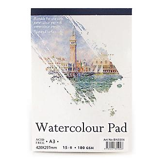 Watercolor Paper Sketch Book Notepad For Painting Drawing Art