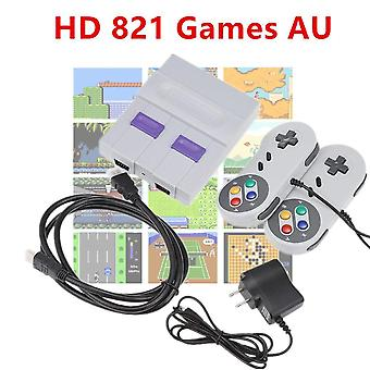 Mini Hd 821 Integrated Retro Tv Game Console Classic Portable Game Player
