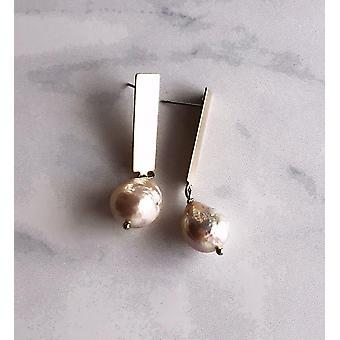 Pearl Stick náušnice