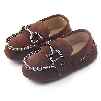 Newborn Baby Crib Shoes Fashion Trainers Shoes, Loafers Soft Sole Christian
