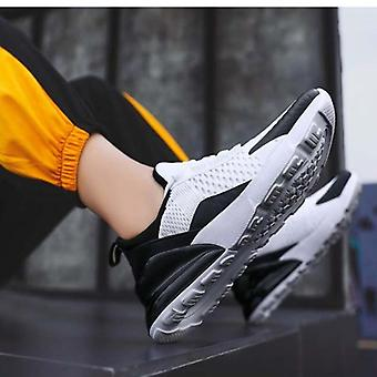 Links Breathable Walking Sneakers New Mesh Men Casual Shoes Lightweight