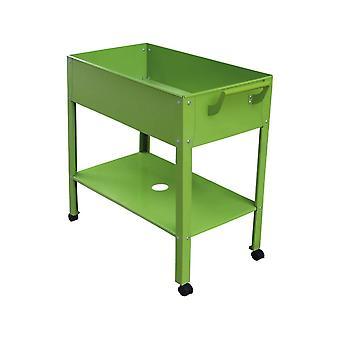 """Mesa para macetas Hibiscus"""" - 82 x 43 x 83 cm - Verde"""