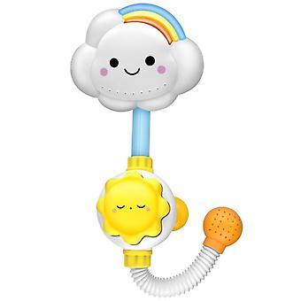 Posypywanie Kąpieliska - Baby Water Game - Bateria Prysznic Spray Toy
