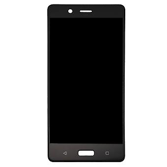 LCD Screen and Digitizer Full Assembly for Nokia 8 / N8 TA-1012 TA-1004 TA-1052(Black)
