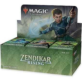 Magic The Gathering Zendikar Rising Draft Booster Display 36-Pack