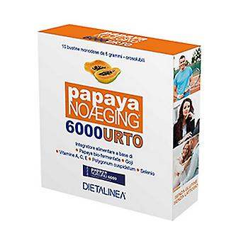 Papaya Noæging 6000 Bump 10 packets of 6g