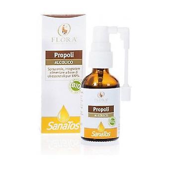 Organic propolis None
