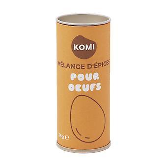 Egg spice blend 38 g of powder