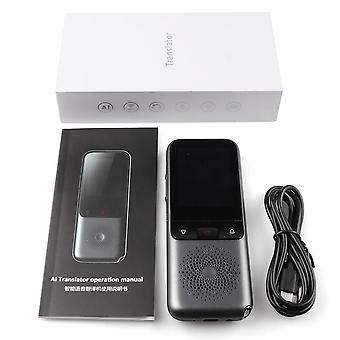 Portable Wifi Voice Translator Two-way Real Time With  Multi-language
