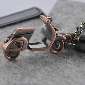 Anti-lost Car Keychain Phone Number Card Keyring/plate Key Ring  Auto Vehicle