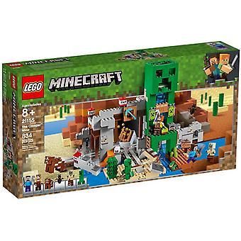 LEGO 21155 منجم الزاحف