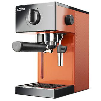 Express Manual Coffee Machine Solac CE4504 1,5 L 20 bar 1050W/Orange