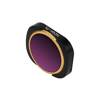 Adjustable ND4-PL ND8-PL ND16-PL ND32-PL ND64-PL Filter Optical Glass Camera Lens Filter  Accessories Yellow Black