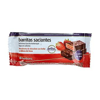 Chocolate Bar with Strawberry Herbopuntia 1 bar