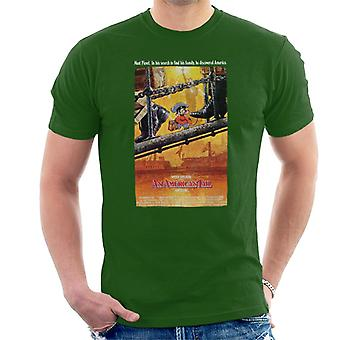 An American Tail Theatrical Poster Men's T-Shirt