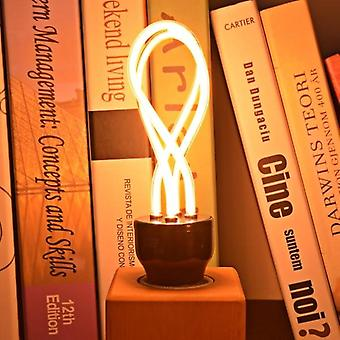 Led Soft Filament Light Bulb, Home Lamp