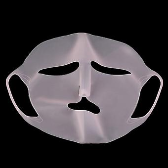 Reusable 3d Silicone Mask Hydrating Waterproof Beauty Face Moisturizing