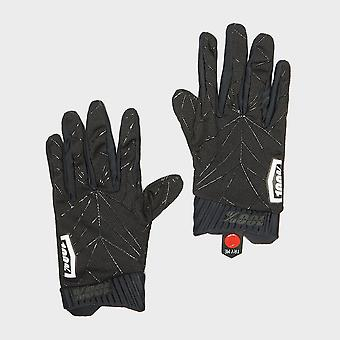 New 100% Men's Ridefit Cycling  Gloves Black
