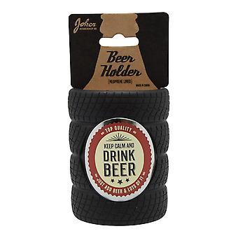 Bierhalter Bierhalter Ruhe bewahren und Bier trinken