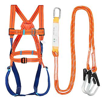 Industrial Safety Harness Work Adjustable Rescue Rope For Work Large Buckle