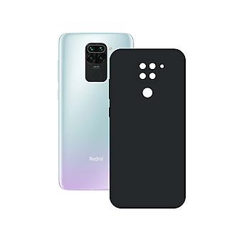 Case Xiaomi Redmi Huomautus 9 KSIX Musta Jäykkä