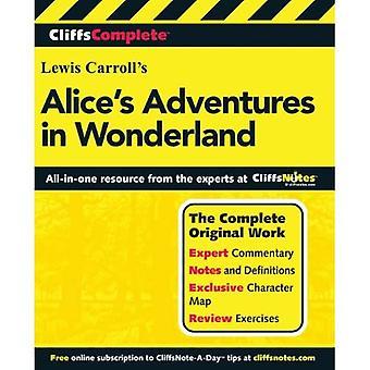 Alice in Wonderland: Complete Study Edition (Cliffs Notes)
