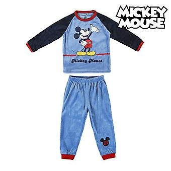 Children's pyjama mickey mouse 74721 blue