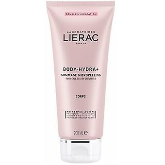 Lierac Body-Hydra + Exfoliating Micropeeling 200 ml